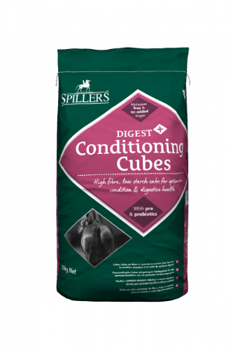 Spillers -  Digest +  Conditioning Cubes  - 20kg